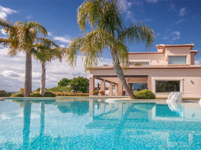 Alquiler de villa en Altea, Alicante Spain